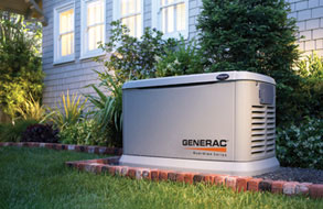 Generac Home Standby Installed