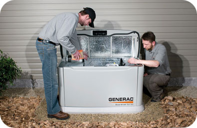 Have Northern Generator install it!